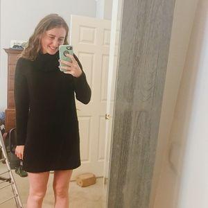 Nordstrom Cotton Emporium(size medium) Black Dress
